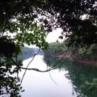 『仕事帰りに丸山ダム』の画像
