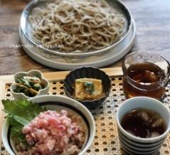 夏休みのお昼ご飯~麺類編~ と 自由人。