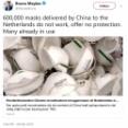中国製コロナ検査キット使い物にならず、イギリス政府が返金を要求へ