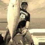 『8月26日 釣果 ジギング サバ大漁! ワラサ5キロ』の画像