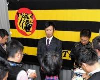 阪神・榎田 西武へトレード移籍に「もう一花咲かすことができたら」