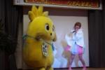 星田会館で『カラオケ大会』が開催されてて、ご当地アイドルも出演してた!