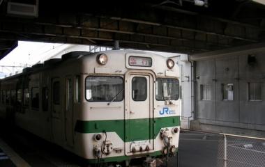 『JR西日本 芸備線 急行みよし(平成19年5月)』の画像
