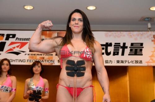 格闘技経験ある女って未経験の男より強いの?のサムネイル画像