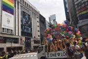【渋谷を虹色に】性的少数者の「平等」を訴え「プライドパレード」開催
