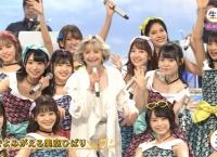 【AKB48】うたコン「オー・シャンゼリゼ」キャプチャなどまとめ!
