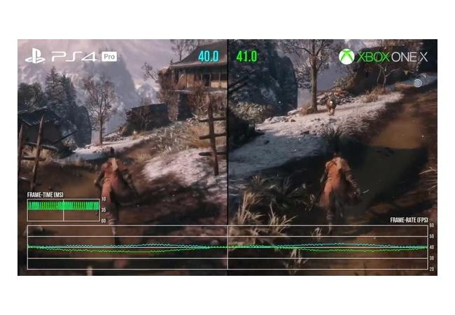 【悲報】隻狼、PS4 Proでも40fps