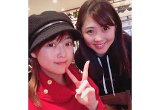 【悲報】休日メイクの鈴木奈々が現役女子高生タレントを公開処刑wwwwwwまるで別人・・・