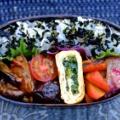 鶏ハラミと椎茸の焼き肉タレ煮