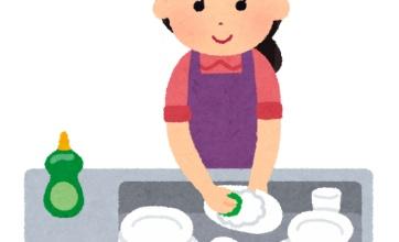 【天才の発想】洗い物が楽しくなる方法