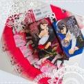 香山配膳10周年「ベルベットの夜に抱かれて」発売記念「パンダちゃんを数えてサイングッズをGet!」個人企画