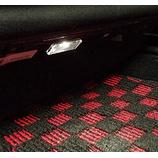 『Polo(AW1)GTIにリアフットウェルランプを装着』の画像