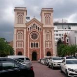 『【バンコク観光】ピンク色の可愛いタイ・カトリック教の総本山!アサンプション大聖堂』の画像