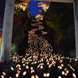 『【大分三大竹祭】竹楽』の画像