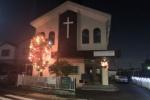 交野やけどここ北欧?本物のツリー!交野ベタニヤ教会のクリスマス感がすごい!
