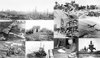第一次世界大戦とかいう戦争wwwww