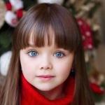 【衝撃】インスタフォロワー560000人を突破した6歳の美少女が可愛すぎるw天使みたいwww