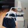 【家事】IKEAの伸縮ポールを使って洗濯置き場をより快適に