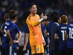 「ベルギーのリーグでプレーして、GKは運だなと思うようになった」by 日本代表GKシュミット