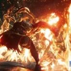 『FF7リメイク』召喚獣イフリートと共闘する「アプス」戦のプレイ映像が公開!召喚獣は場に残り共闘、消滅前に強力なアビリティを発動