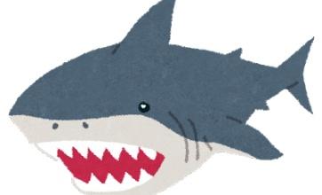 もし『ジョーズ』で人間とサメの立場が入れ替わったらという動画がシュールwwwww