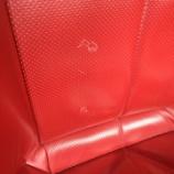 『コペンのシートに穴が(T ^ T)』の画像