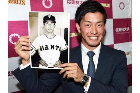 巨人、川相ヘッドコーチの次男を指名 桑田Jrは指名されず alt=
