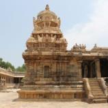『行った気になる世界遺産 大チョーラ朝寺院群 アイラーヴァテーシュヴァラ寺院』の画像