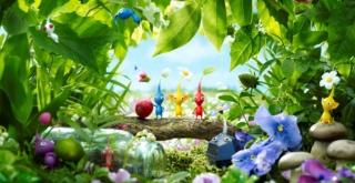 人気歌手のGACKTさんが、Wii U『ピクミン3』の実況プレイに挑戦!