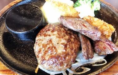 『今日はママのおごりでステーキを食べに越谷の方に行ってきました!』の画像