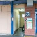 枚方公園駅のトイレが一部洋式化工事のため使えなくなってる。男子トイレは9/17~10/6。女子トイレは10/7~10/23