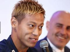 本田圭佑さん、W杯後に現役引退するつもりだった模様