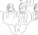 【4コマあり】 映画館で馬鹿騒ぎするカップルを撃退する神采配が発見される