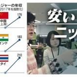 『【ブラック日本】ドイツ在住の40代女性に日本企業から転職勧誘→提示された給料がとんでもなかったwwwwww』の画像