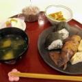 【ランチレポート】6/14(金) いかめし・鶏牛蒡入り凍み豆腐 by田中シェフ