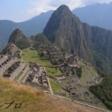 『ペルー旅行記15 【世界遺産】マチュピチュの歴史保護区、来て早々に感動!!』の画像