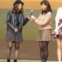2013年 第45回相模女子大学相生祭 その27(ミスマーガレットコンテスト2013の16(齋藤舞に質問))