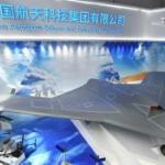 【中国】最新鋭ステルス無人偵察攻撃機「彩虹7」を公開!米試作機にそっくりと話題 [海外]