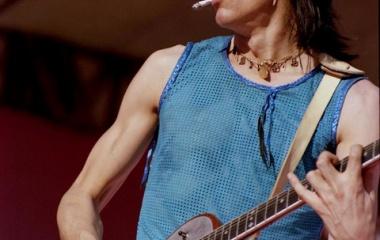 『プレーの個性が記憶に残らないギタリスト、ロニー・ウッド』の画像