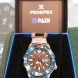 『プロスペックス 「PADI」コラボレーションモデル SBDY057』の画像