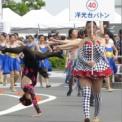 2016年横浜開港記念みなと祭国際仮装行列第64回ザよこはまパレード その115(洋光台バトン)