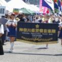 2017年 第14回大船まつり その15(神奈川県警察音楽隊/カラーガード隊)