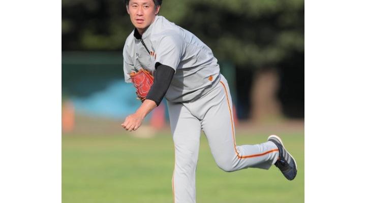 巨人・吉川光夫  6勝4敗  防御率3.93