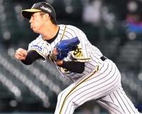 阪神青柳2000万増 来季目標13勝と西勇輝超え