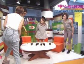 篠田麻里子、生放送でTバックが透けて見える放送事故  オタ「うおおおおおおお!!!」