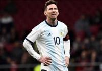 【サッカー】メッシの不満がついに爆発「アルゼンチン代表で楽しむことは難しい」