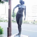 『「裸体像Tシャツ計画 神戸フラワーロード九人衆 No.7 なほ」』の画像
