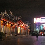 『台湾です~【夜のお散歩 行天宮へ散歩します】』の画像