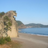 『(^^)vいつか行きたい日本の名所 獅子岩』の画像