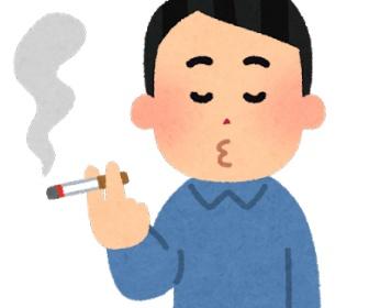 飯の代わりにタバコ吸うようになった結果wwwww